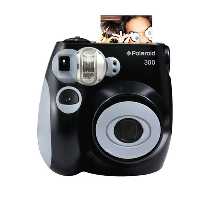 Polaroid 300 Black