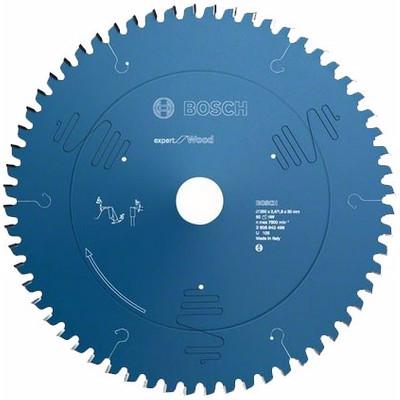 Image of Bosch Cirkelzaagblad Expert Wood 254x2,4x30 60T