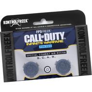 KontrolFreek Call of Duty S.C.A.R Thumb Grips PS4