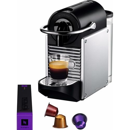 Magimix Nespresso Pixie Metal Grey M110