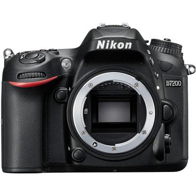 Image of Nikon D7200 Body