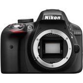 Nikon D3300 Body Zwart