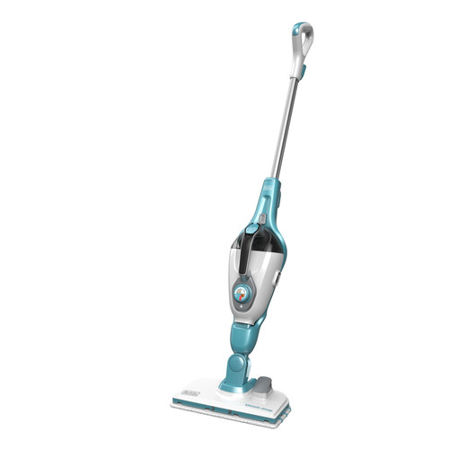 Black & Decker 11-in-1 Steam-mop met SteaMitt & SteamBurst