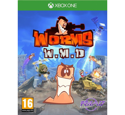 Worms: W.M.D All Stars Edition Xbox One