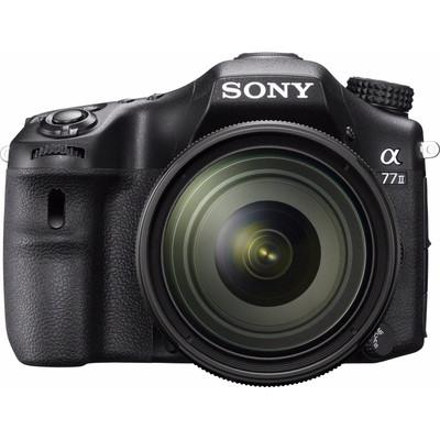 Image of Sony Alpha SLT A77 II DSLR + 16-50mm