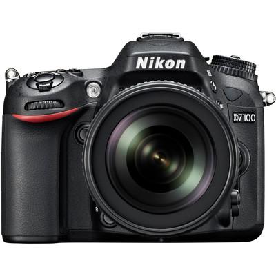 Image of Nikon D7100 + AF-S DX VR 18-105mm