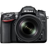 Nikon D7100 + AF-S DX VR 18-105mm