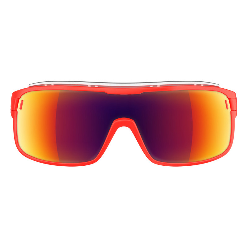 Adidas Zonyk Pro Large Solar Red Red Mirror Lens