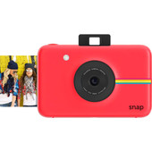 Polaroid Snap Instant Digital Camera Rood incl. Film
