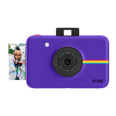 Polaroid Snap Instant Digital Camera Paars incl. Film