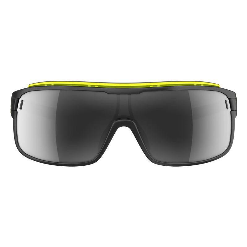 Adidas Zonyk Pro Large Black-Chrome Mirror Lens