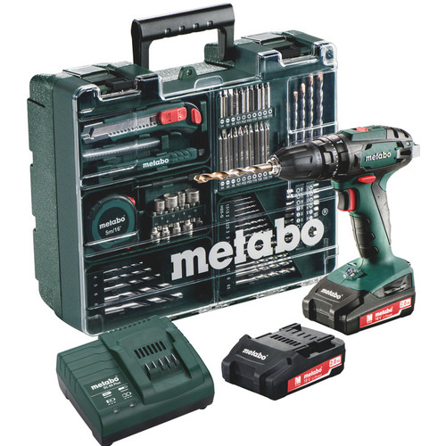 Metabo SB 18 Mobile Boormachine