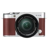 Fujifilm X-A3 Bruin + XC16-50mm II EE