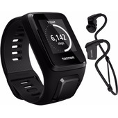 TomTom Spark 3 Cardio + Music + Headphones Black - S