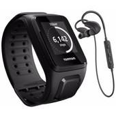 TomTom Spark Cardio + Music + Headphones Black - S