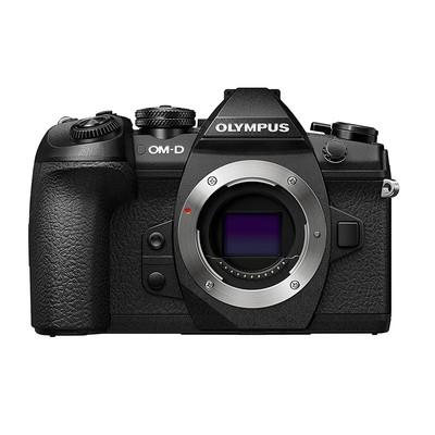 Image of Olympus E-M1 Mark II systeemcamera Body Zwart