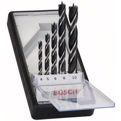 Image of Bosch 5-delige Robust Line Borenset Hout