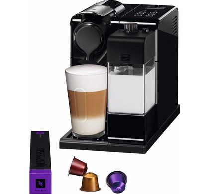 De'Longhi Nespresso Lattissima Touch EN550.B Zwart