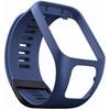 voorkant Spark 3/Runner 3 Horlogebandje Blauw - L