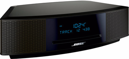bose wave music system iv zwart coolblue alles voor een glimlach. Black Bedroom Furniture Sets. Home Design Ideas