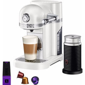 KitchenAid Nespresso en Aeroccino 5KES0503 Wit