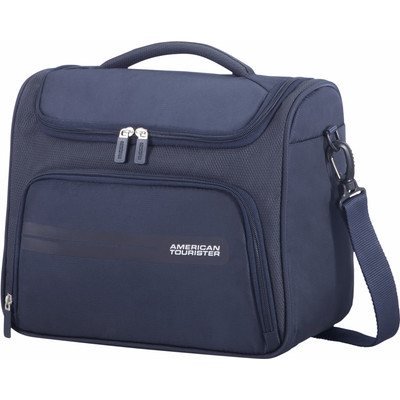 Image of American Tourister Summer Voyager Beauty Case Midnight Blue