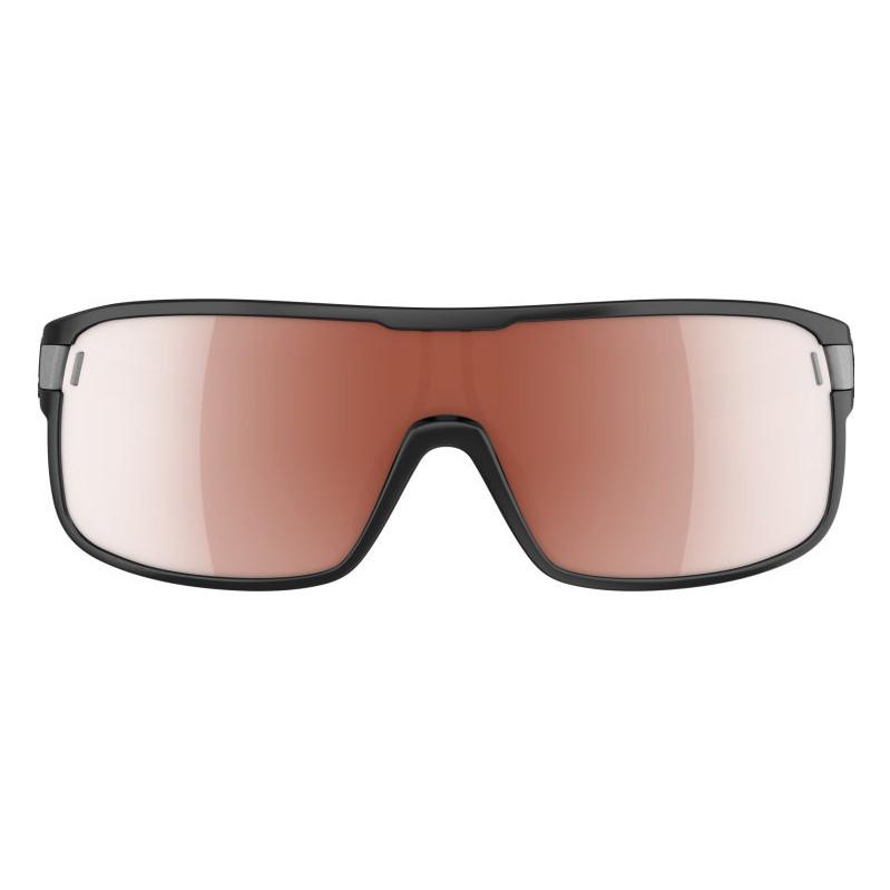 Adidas Zonyk Large Matte Black-LST Active Lens