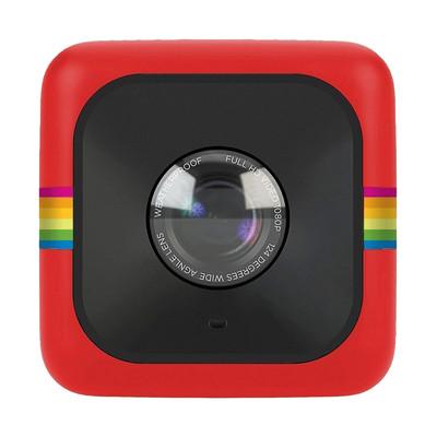 Image of Actioncam Polaroid kubus POLC3R Full-HD, Spatwaterdicht, Schokbestendig, Vorstbestendig, Waterdicht