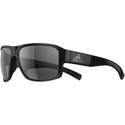 Image of Adidas Jaysor Shiny Black / Grey Lens