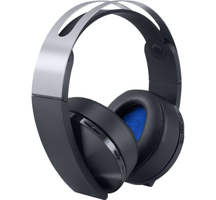 Sony PlayStation Wireless Platinum
