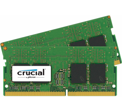 Crucial Standard 16 GB SODIMM DDR4-2133 2 x 8 GB