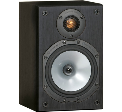 Monitor Audio MR-1 (per paar) Zwart