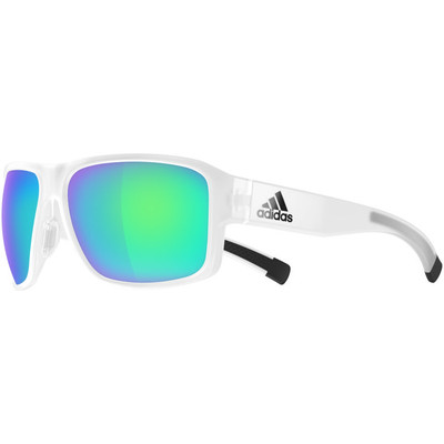 Image of Adidas Jaysor Crystal Matt / Blue Mirror Lens