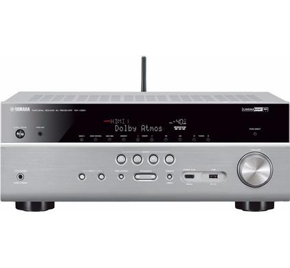 Yamaha RX-V 681 MusicCast Zilver