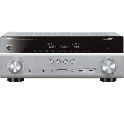 Yamaha RX-V 781 MusicCast Zilver