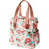 Basil Bloom Shopper 20L Wit