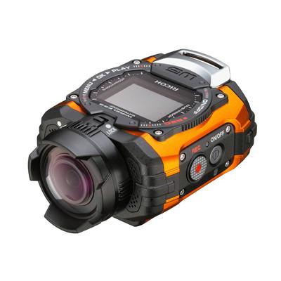Image of Ricoh WG-M1 oranje