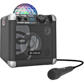 iDance Audio Party Cube BC10 Zwart