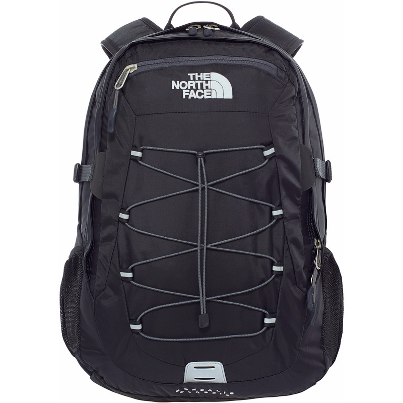 The North Face Borealis Classic Rugtas TNF Black-Asphalt Grey