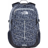 The North Face Borealis Classic High Rise Grey Feather Leaf