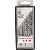 Bosch 7-delige Robust Line Borenset Hout