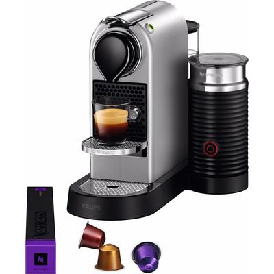 Krups Nespresso Citiz & Milk Zilver XN760B