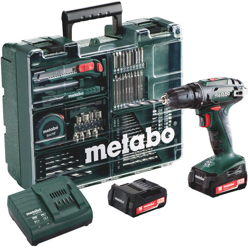 Metabo BS 18 Mobile Boormachine