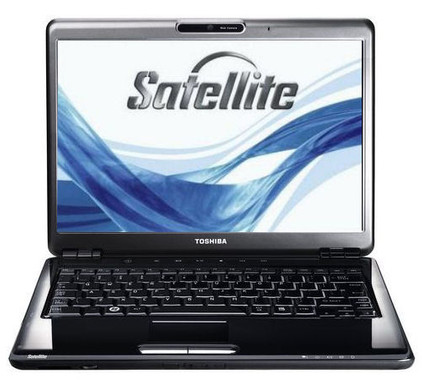 Toshiba Satellite U400-136 Azerty