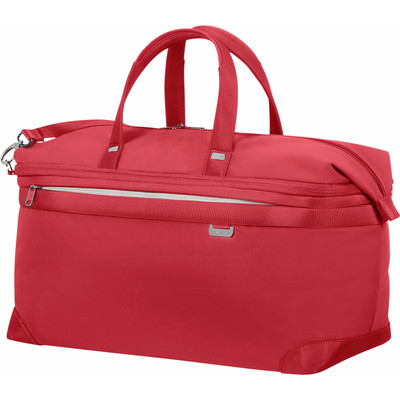 Samsonite Uplite Expandable Duffle 55 cm Red