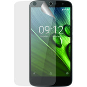 Azuri Acer Liquid Zest Screenprotector Plastic Duo Pack