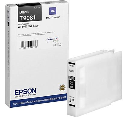 Epson T9081 Zwart XL (C13T908140)