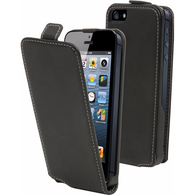 Muvit Slim Case Apple iPhone 5 / 5S Black
