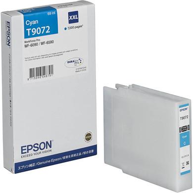 Epson T9072 Cyaan XXL (C13T907240)