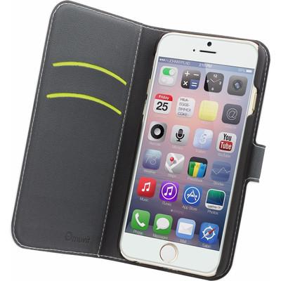 Muvit Wallet Case Apple iPhone 6 Wit